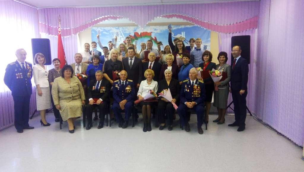 100-летие Ленинского Коммунистического Союза Молодежи Беларуси