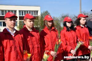 Межрегиональная акция «Дорогами памяти!» прошла на территории Гомельского и Жлобинского районов